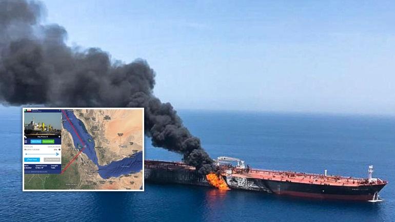 Το Ισραήλ χτύπησε ιρανικό σκάφος στην Ερυθρά Θάλασσα