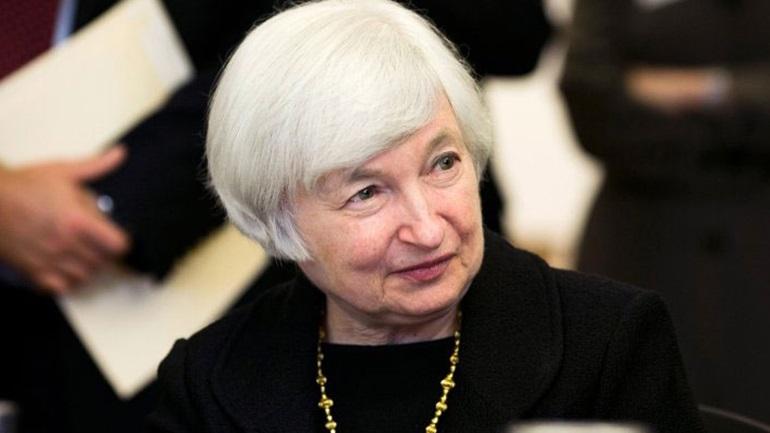 Γιέλεν: Οι μεγάλες οικονομίες θα πρέπει να διοχετεύσουν σημαντική στήριξη στην παγκόσμια οικονομία