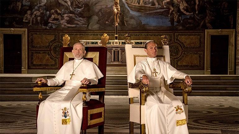 Ude oud Lowen և John on Malkovich σε σεμινάριο για ένα έργο του Paolo Sorrentino