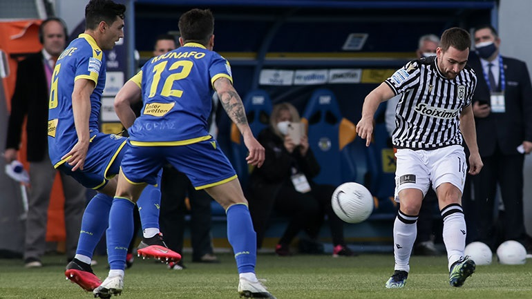 Ισόπαλοι 1-1 στην Τρίπολη Αστέρας και ΠΑΟΚ