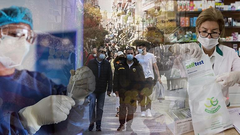 Κορονοϊός :4033 νέα κρούσματα- 93νεκροί - 802 διασωληνωμένοι - 44 κρούσματα στην Βοιωτία