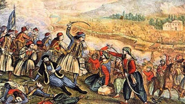 Σαν σήμερα διεξήχθη μάχη των Ελλήνων στο Λεβίδι