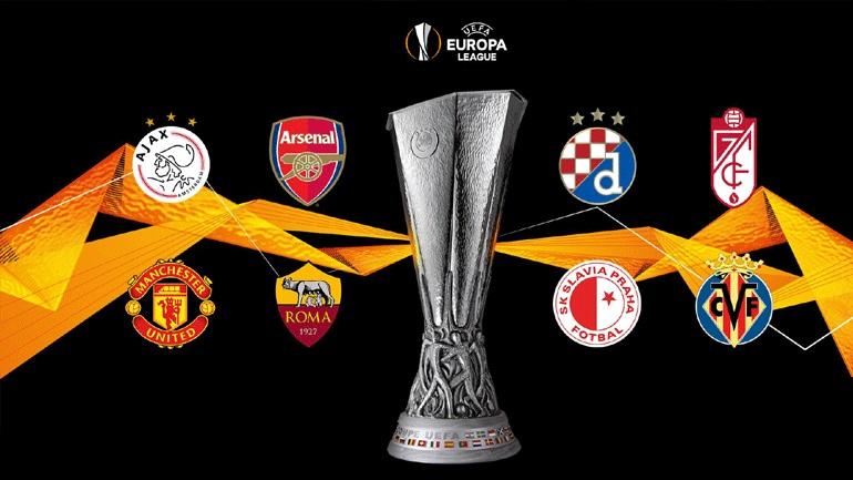 Europa League: Με θρίαμβο στα ημιτελικά η Άρσεναλ - Στις Γιουνάιτεντ, Βιγιαρεάλ και Ρόμα τα υπόλοιπα τρία εισιτήρια