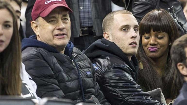 Ο γιος του Tom Hanks και της Rita Wilson κατηγορείται για σωματική κακοποίηση από την πρώην του!