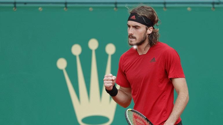 Τένις: Μάχη του Τσιτσιπά με τον Έβανς με φόντο τον τελικό του Monte Carlo Masters