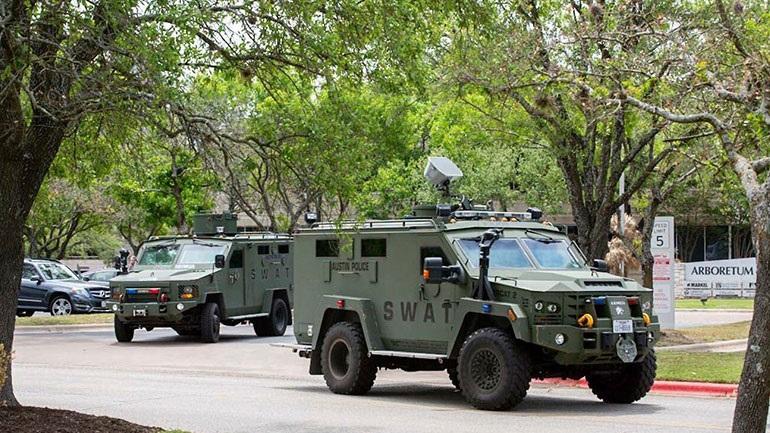 ΗΠΑ: Ένοπλος άνοιξε πυρ στο Όστιν του Τέξας - Τρεις νεκροί