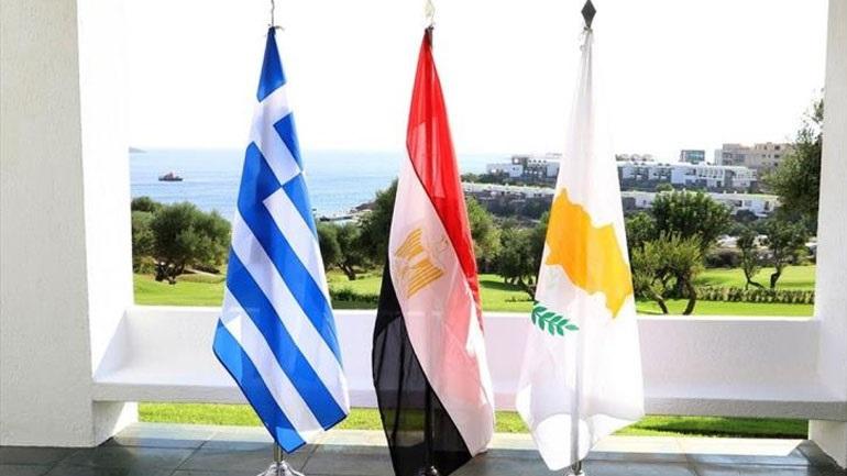 Τριμερής συνάντηση Κύπρου-Ελλάδας-Αιγύπτου για θέματα Διασποράς