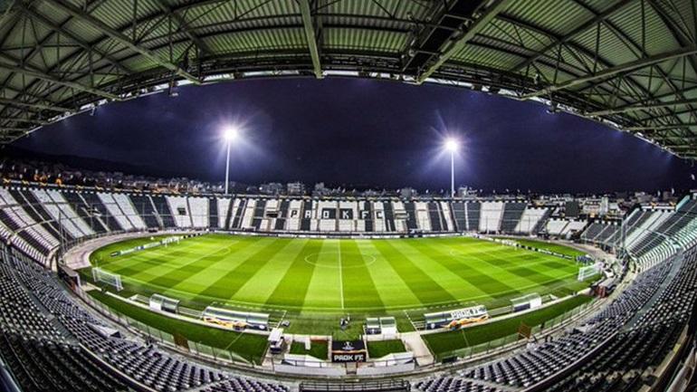 Super League: Τα φώτα σε Τούμπα, Πειραιά και Αλκαζάρ