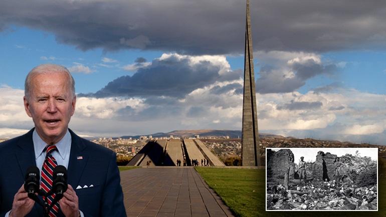 Οι ΗΠΑ αναγνώρισαν τη Γενοκτονία των Αρμενίων