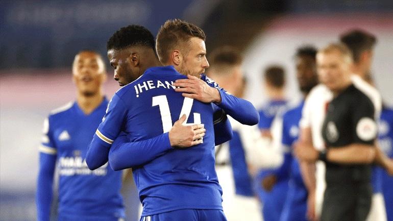 Αγγλία: Πιο κοντά στο Champions League η Λέστερ, 2-1 την Κρίσταλ Πάλας με ανατροπή
