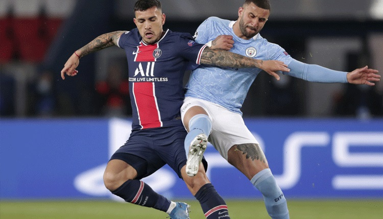 Με το ένα... πόδι στον τελικό η Σίτι, 2-1 με ανατροπή την Παρί Σεν Ζερμέν στη Γαλλία