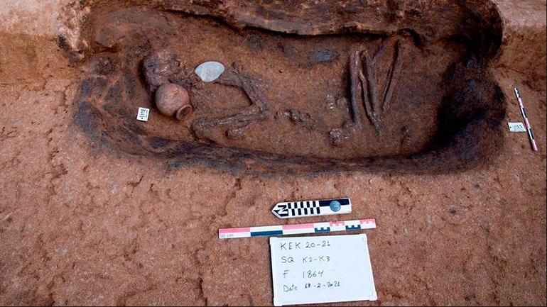 Αίγυπτος: Ανακαλύφθηκαν σπάνιοι τάφοι πριν από την εποχή των Φαραώ