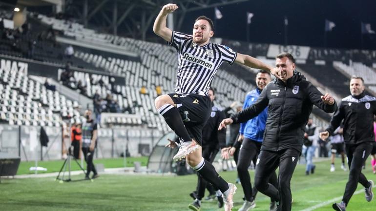 Στον τελικό του Κυπέλλου ο ΠΑΟΚ, 2-1 την ΑΕΚ