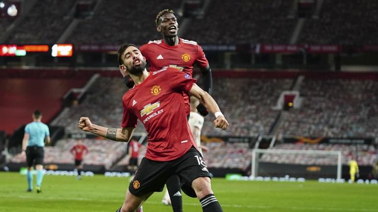 Europa League: «Καταιγίδα» η Γιουνάιτεντ, 6-2 τη Ρόμα – Προβάδισμα η Βιγιαρεάλ