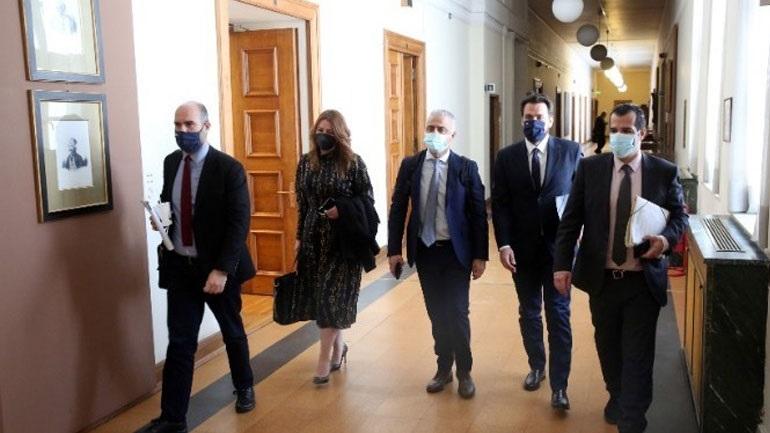 Αναβολή της κατάθεσης Καλογρίτσα - Είναι σε καραντίνα