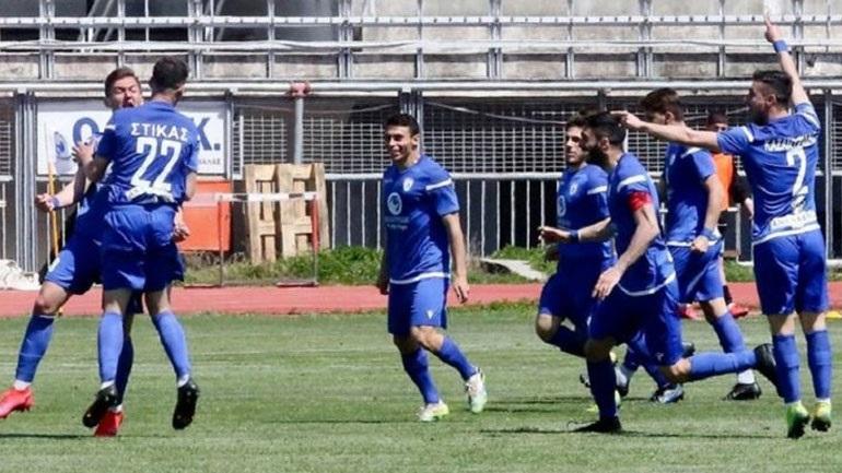 Football League: Η Καβάλα οδηγεί την κούρσα στον Βόρειο Όμιλο, 2-1 τον Αλμωπό