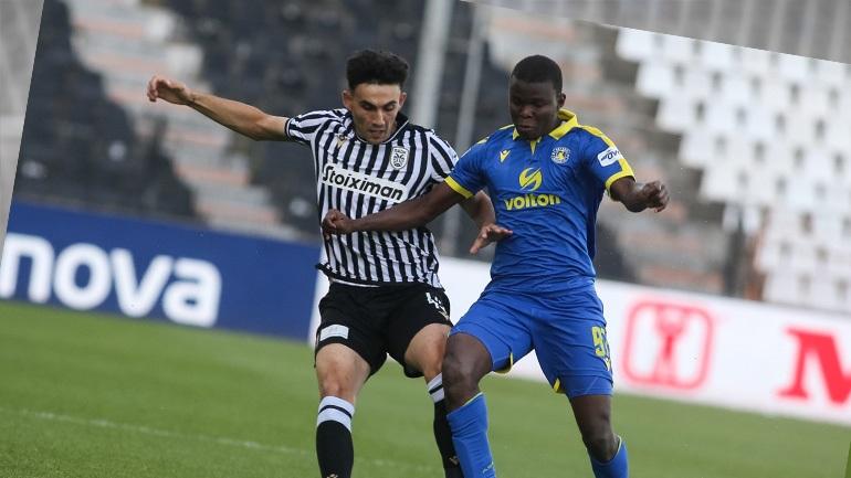 Φινάλε με εντός έδρας ήττα για τον ΠΑΟΚ, με 1-0 πέρασε από την Τούμπα ο Αστέρας