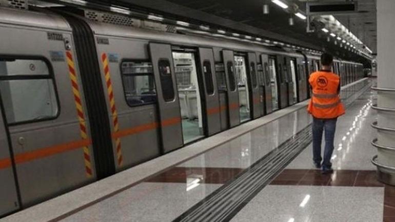 Στάση εργασίας στο Μετρό - Χωρίς συρμούς από την έναρξη λειτουργίας έως τις 10 το πρωί της Τετάρτης