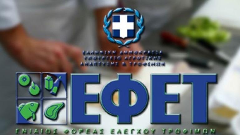 Σουβλάκι κοτόπουλο με πιπεριά ανακαλεί ο ΕΦΕΤ - Εντοπίστηκε σαλμονέλα