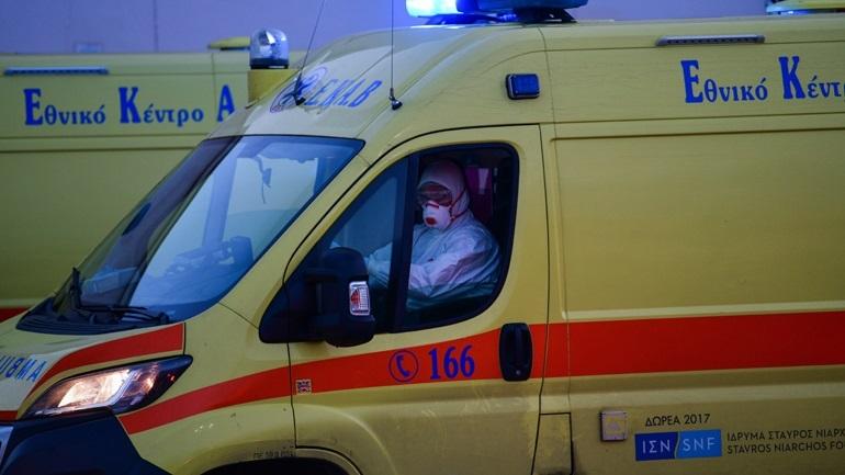 Κρήτη: Νεκρός 75χρονος σε τροχαίο στο Ηράκλειο