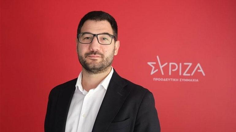 Ηλιόπουλος: Το νομοσχέδιο για τα εργασιακά φέρνει μειώσεις μισθών και απλήρωτα 10ωρα