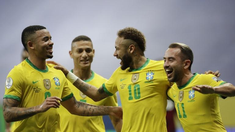 Copa America: Νίκη για τη Βραζιλία στην πρεμιέρα με Βενεζουέλα