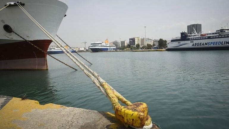 Παράνομη κρίθηκε από το Μονομελές Πρωτοδικείο Πειραιά η απεργία των ναυτεργατών