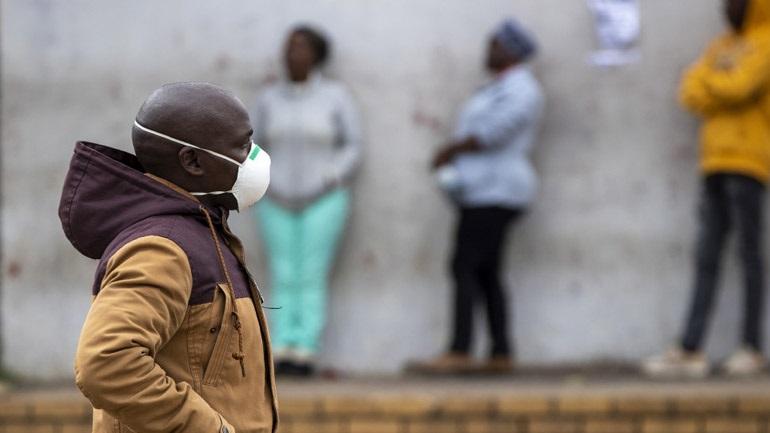 Αρνητικό ρεκόρ θανάτων στη Ναμίμπια λόγω του κορωνοϊού