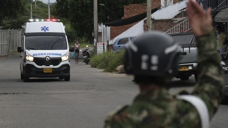 Κολομβία: Στους 36 οι τραυματίες από τη βομβιστική επίθεση σε στρατιωτική βάση