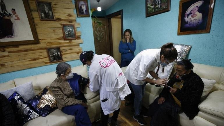 Covid-19: 168 θάνατοι το τελευταίο 24ωρο στο Μεξικό