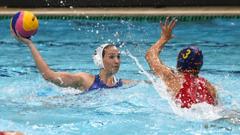 World League γυναικών: Στην έκτη θέση η εθνική, 12-9 η Ισπανία
