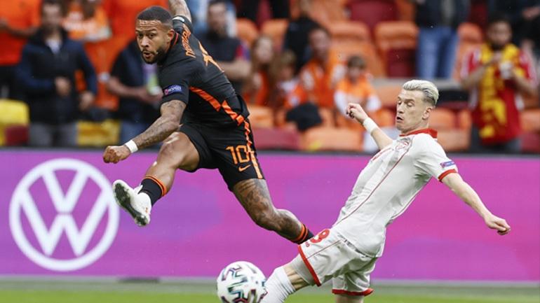 Πρώτη και καλύτερη η Ολλανδία, 3-0 τη Βόρεια Μακεδονία