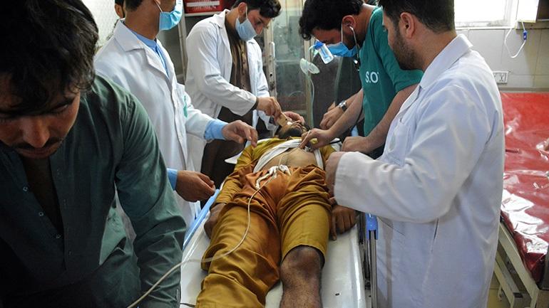 Πυρκαγιά σε νοσοκομείο στο Αφγανιστάν έπειτα από επίθεση