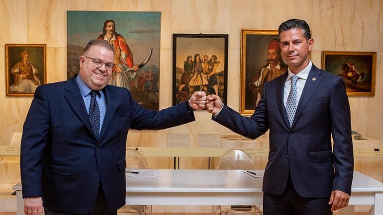 Το πρώτο 5G μουσείο στην Ελλάδα από τη WIND και το Μουσείο Μπενάκη