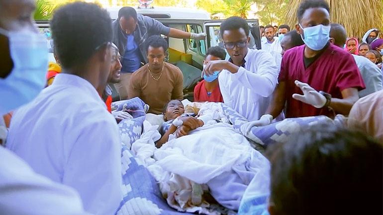 Αιθιοπία: Τρεις εργαζόμενοι των Γιατρών Χωρίς Σύνορα δολοφονήθηκαν στην Τιγκράι