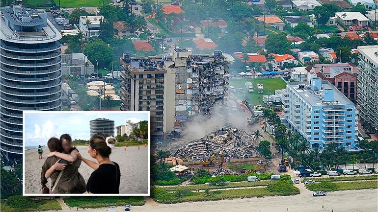 Παγίδα θανάτου το κτήριο που κατέρρευσε στο Μαϊάμι
