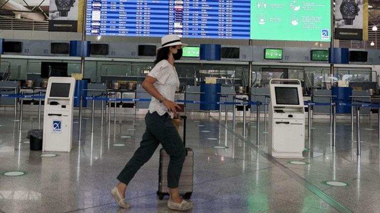 YΠΑ: Οι νέες παρατάσεις αεροπορικών οδηγιών για τις προϋποθέσεις εισόδου στην Ελλάδα