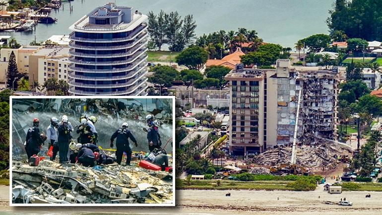 Πρώτος Έλληνας αγνοούμενος από την τραγωδία στο Μαϊάμι