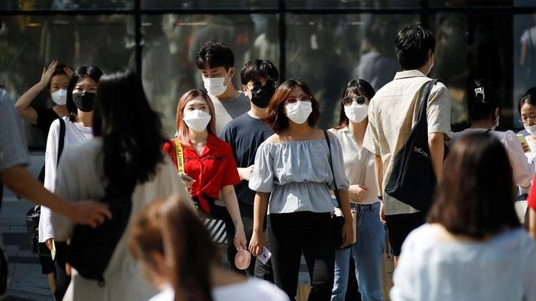 Νότια Κορέα: Τα κρούσματα κορωνοϊού έχουν ξεπεράσει τις 155.500