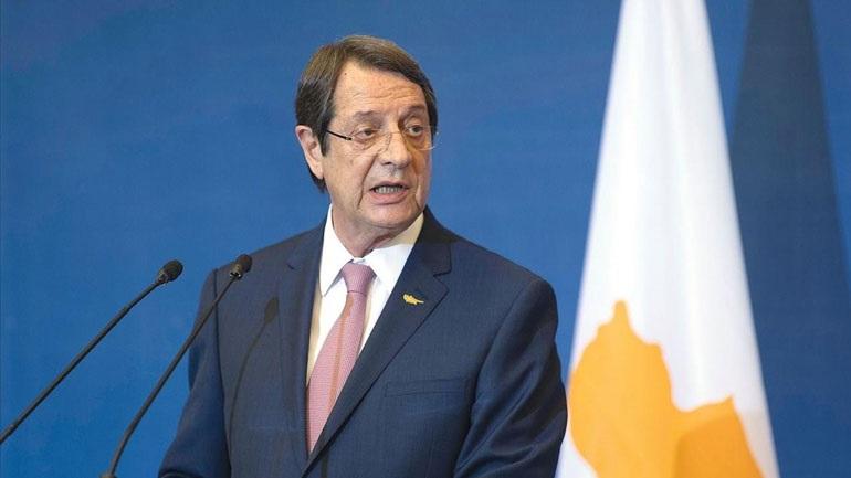 Σύσκεψη του Ν. Αναστασιάδη για την αύξηση των κρουσμάτων κορωνοϊού στην Κύπρο