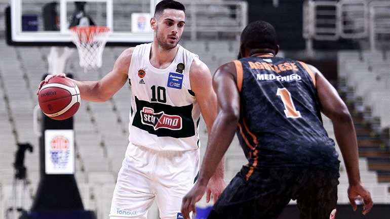 MVP της Basket League ο Παπαπέτρου!
