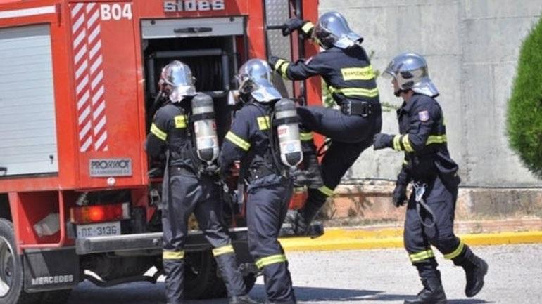 Ηράκλειο: Ολονύχτια μάχη με τις φλόγες στις Ασίτες