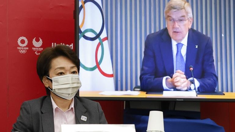 Τόκιο 2020: Ο Μπαχ στην Ιαπωνία στις 8 Ιουλίου