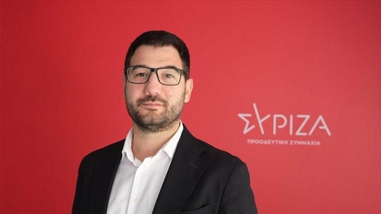 Ηλιόπουλος: Η κυβέρνηση προσπαθεί να μετακυλήσει τη δική της αποτυχία στους πολίτες