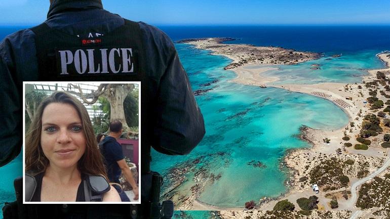 Νεκρή βρέθηκε η Γαλλίδα τουρίστρια στη νότια Κρήτη