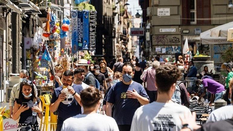 Ιταλία: Στο 22,7% των μολύνσεων κορωνοϊού ανιχνεύθηκε η παραλλαγή Δέλτα