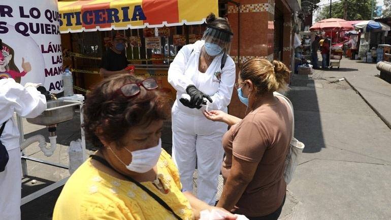 Covid-19: 177 θάνατοι το τελευταίο 24ωρο στο Μεξικό