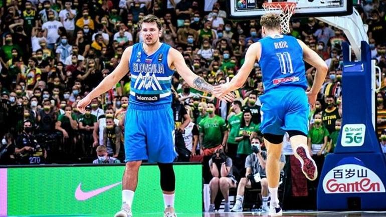 Μπάσκετ: Η Σλοβενία προκρίθηκε στους Ολυμπιακούς Αγώνες