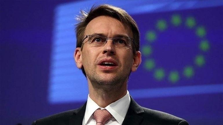 Πίτερ Στάνο: Η ΕΕ είναι έτοιμη να εξετάσει περαιτέρω μέτρα εναντίον της Λευκορωσίας
