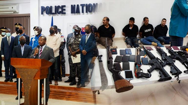 Ταυτοποιήθηκαν οι μισθοφόροι που εκτέλεσαν τον πρόεδρο της Αϊτής